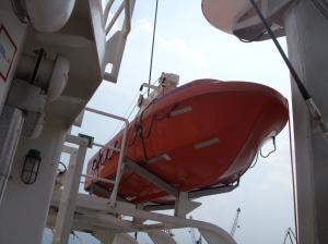 barca de interventie