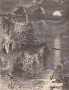 gravura germana sec. XIX