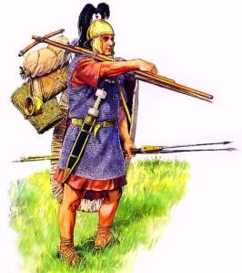 soldat roman