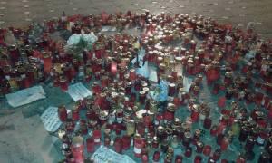 candele cu portavoce